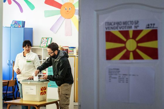 Macedonia's Name-Change Referendum Is Undercut by Low Turnout