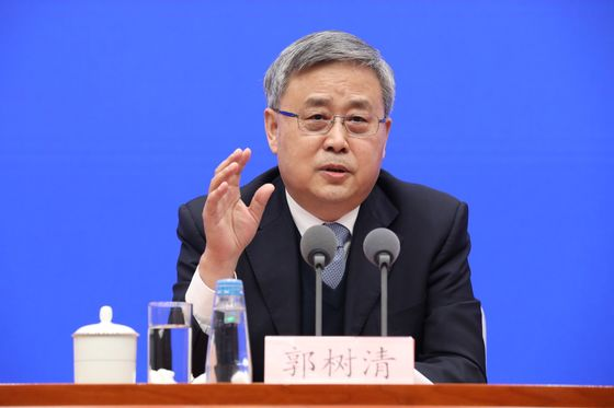 China Top Regulator Warns Against Risks in Financial Derivatives