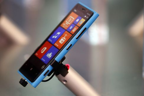 Nokia Reaches Deal to Sell First Windows Phone 8 Lumia in China
