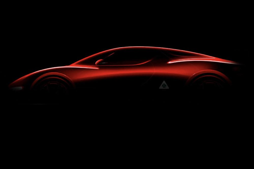 alfa romeo to challenge ferrari, porsche with a new supercar - bloomberg