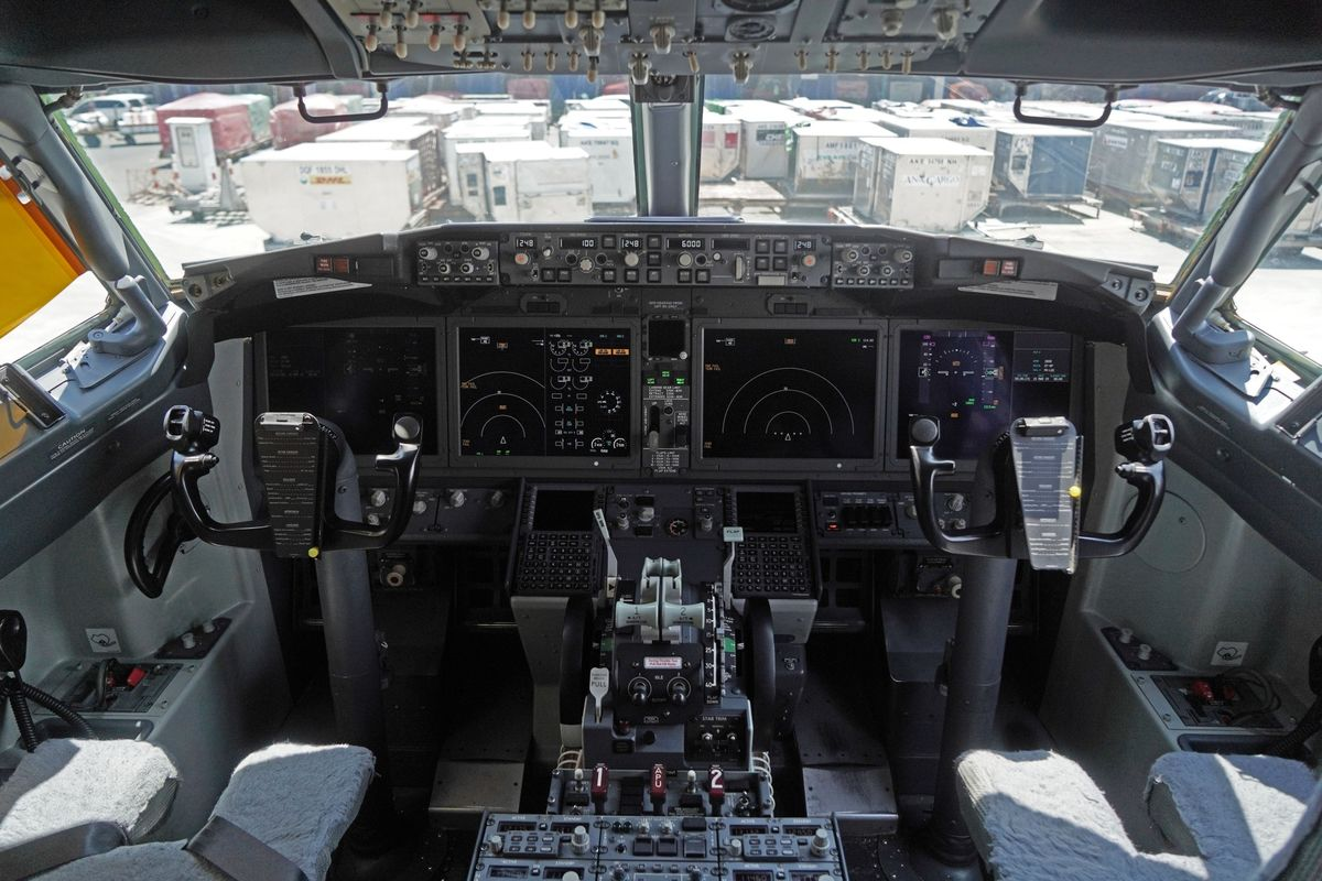 Flight Training - Cover