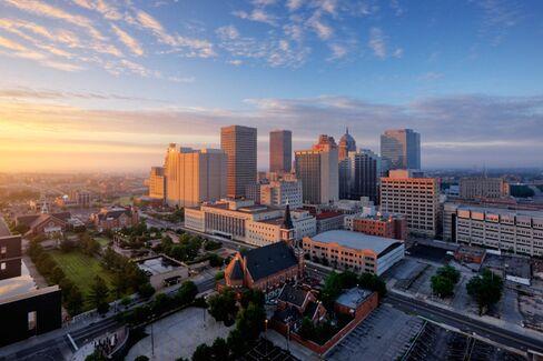 Need A Job? Go to Oklahoma City