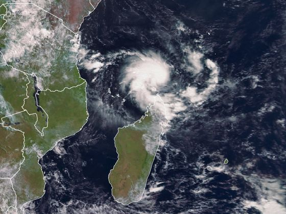 Storm Brewing in Indian Ocean May Form New Cyclone and StrikeMozambique