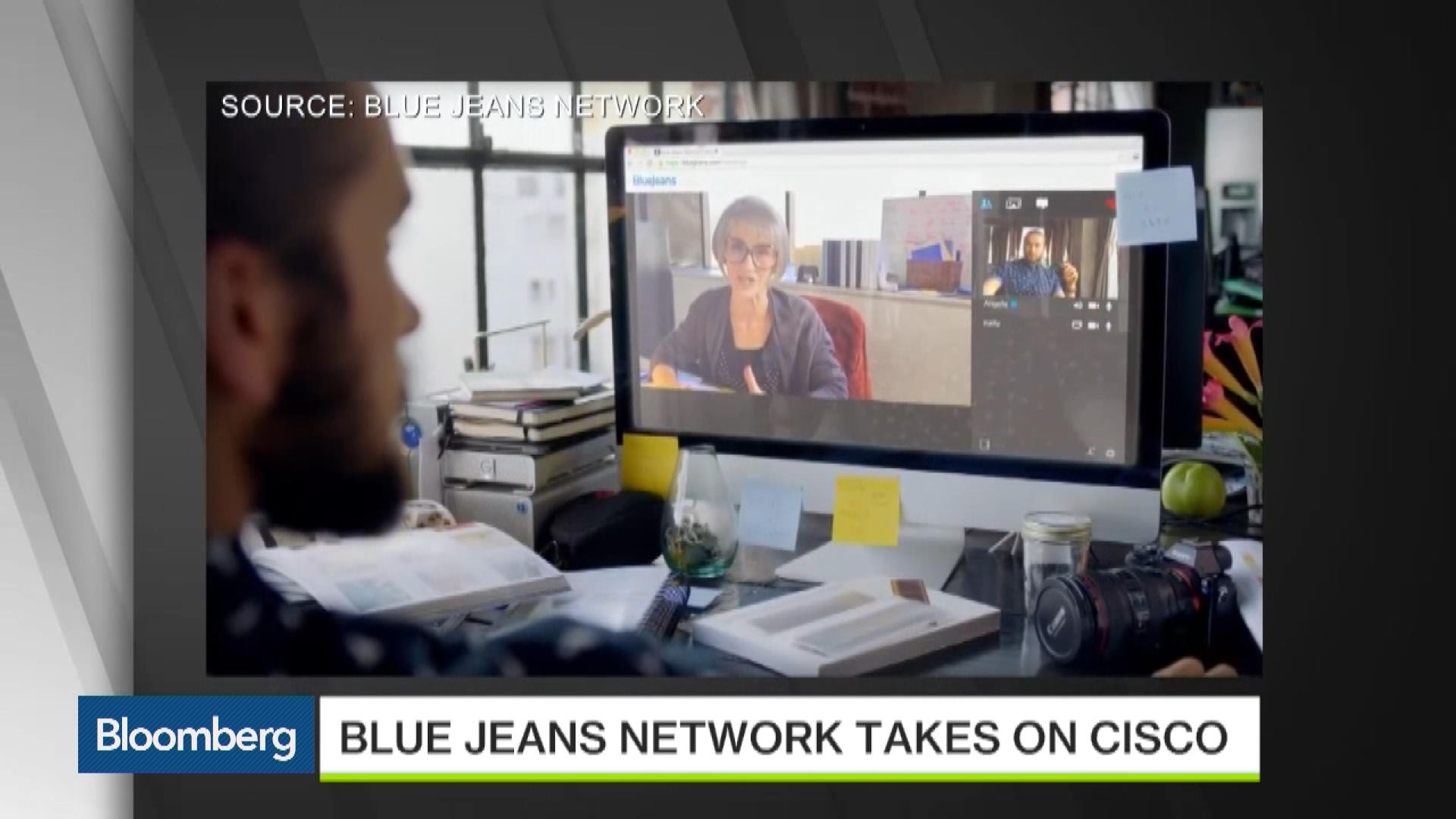 blue jeans network takes on cisco bloomberg