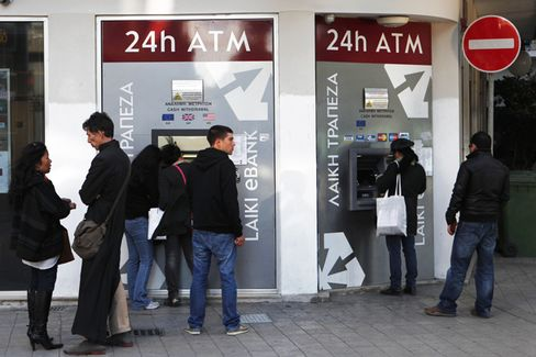 The Cypriot Bailout Hasn't Rocked Markets???Yet