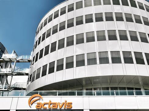 Deutsche Bank Said to Plan $528 Million Charge on Actavis Sale
