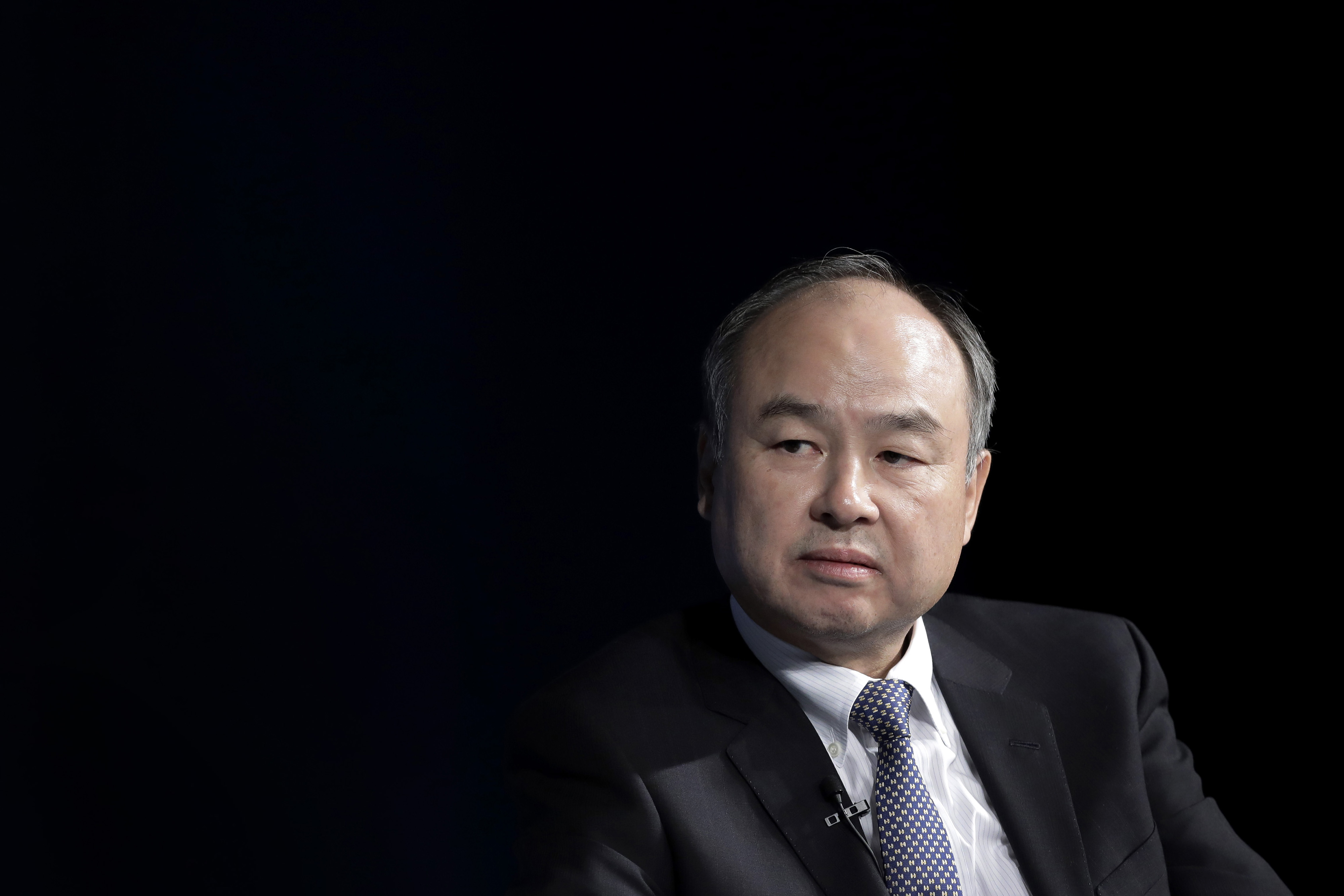 You're Not Going to Believe What Son Says SoftBank Is Worth