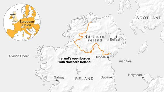 Theresa May's Northern Irish Ally Faces Pressure Over Brexit