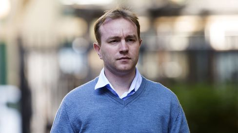 Former Trader Tom Hayes As Jury Deliberation Continues In Libor Trial