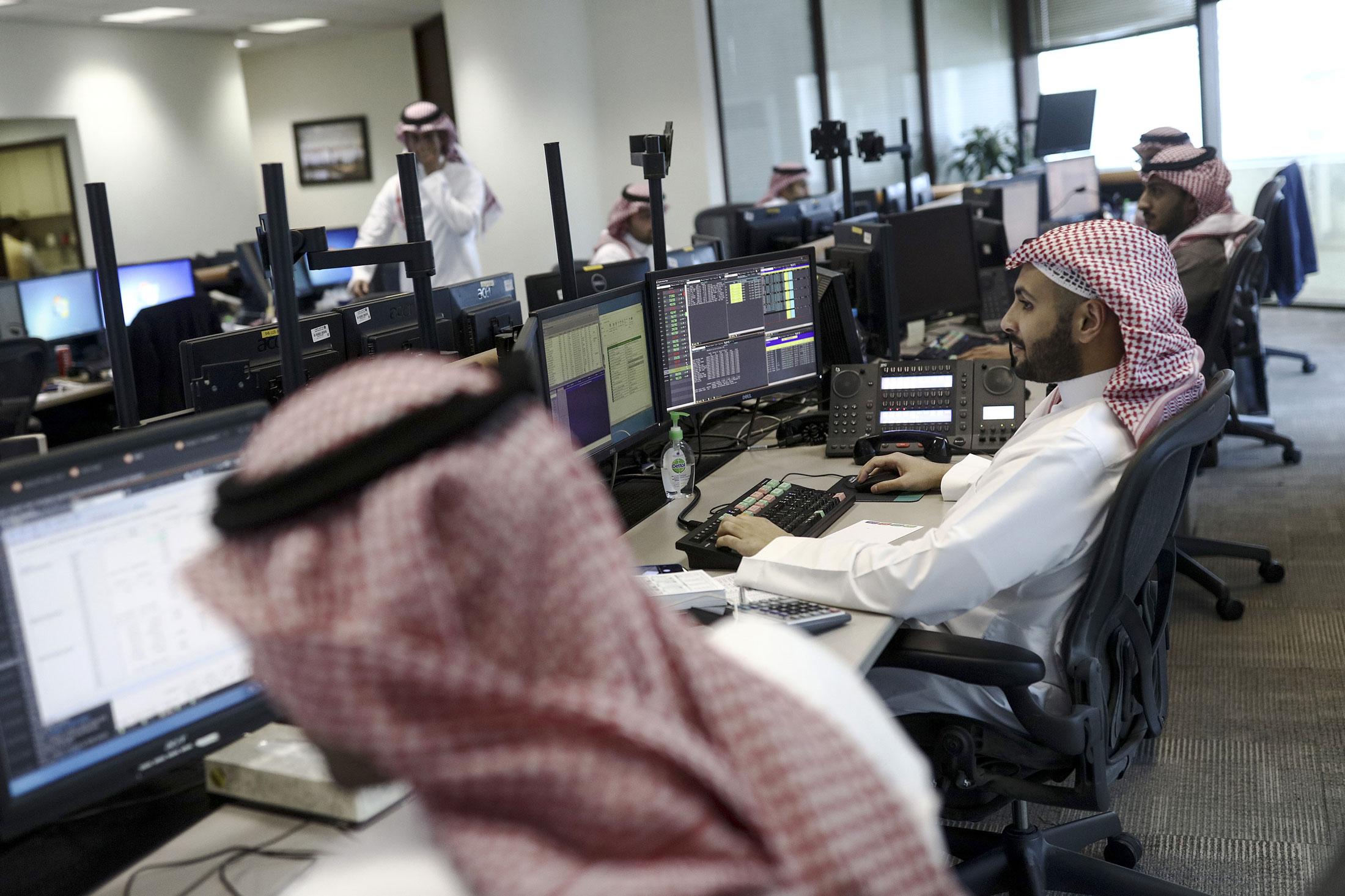 Help Wanted in Saudi Arabia: Savvy Investors