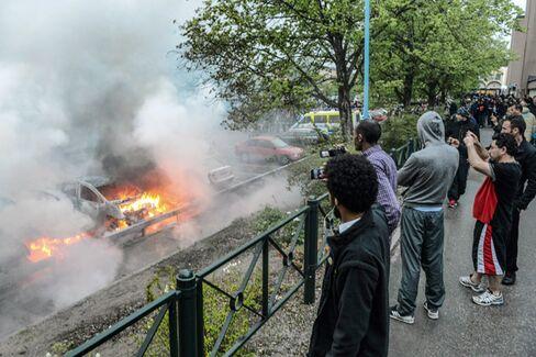 Sweden's Suburbs, Sweden's Riots