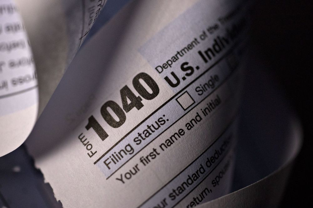 Tax Day: The Best Single Change to the Tax Code - Bloomberg