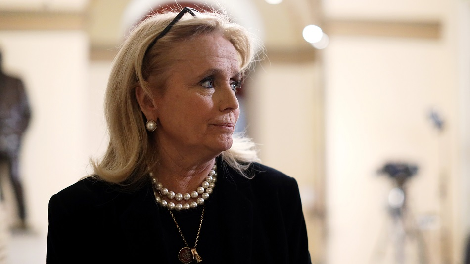House Division Is Scary: Representative Debbie Dingell
