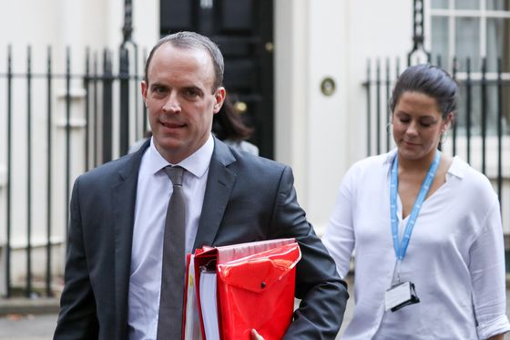 Theresa May's Deal in Chaos After Raab Quits: Brexit Update