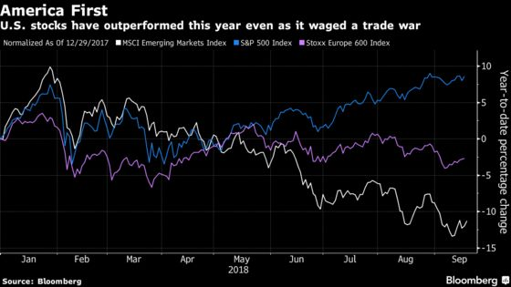 After Stocks Shrug Off Tariffs, We Can Talk About Them Forever