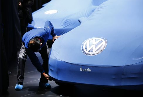 Volkswagen Growth Slows in March as Europe Headwinds Intensify