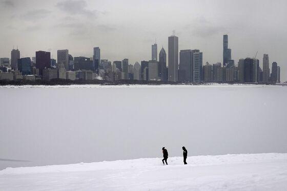 Arctic Blast Grips U.S., Upending Markets, Setting Records
