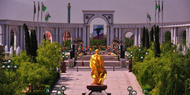 No. 9 Cheapest City for Expensive Living: Ashkhabad, Turkmenistan