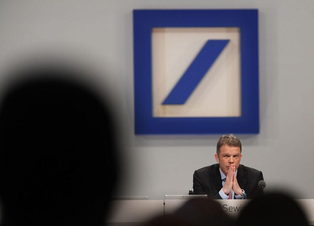 Deutsche Bank Online Banking Probleme