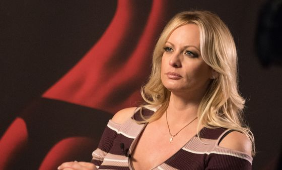 Trump Wants Stormy Daniels to Pay Twice for Her Failed Lawsuit