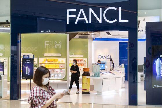 Blackstone Enters Exclusive Talks for Fancl Asia Unit