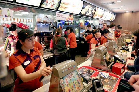 Could McDonald's Be the Latest Victim of Russian Retaliation?