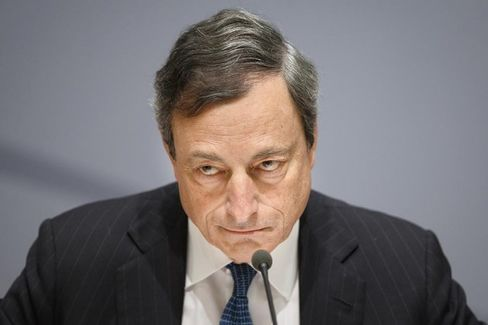 Mario Draghi Needs to Be Super Again to Prevent Deflation