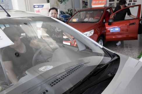 China Curbing Overcapacity Helps GM Plan Double Deliveries
