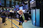 U.S. Markets Open After Another Day Of Heavy Sell-Offs