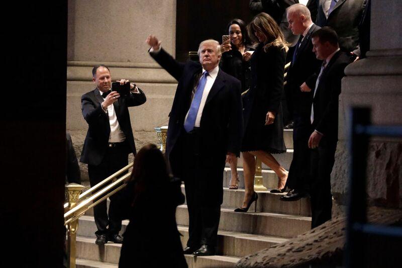 O Τραμπ έχει χάσει την εμπιστοσύνη των επενδυτών