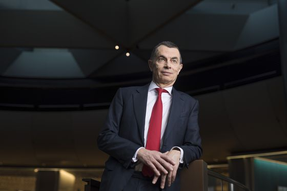 Ex-UniCredit CEO Jean Pierre Mustier Said to Plan SPAC