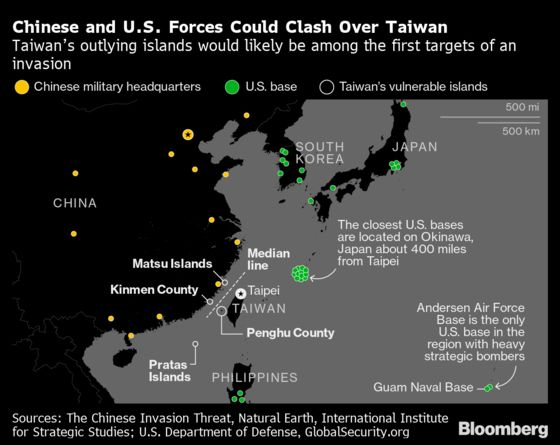 China Tests Biden's Will on Strategic Flash Point of Taiwan