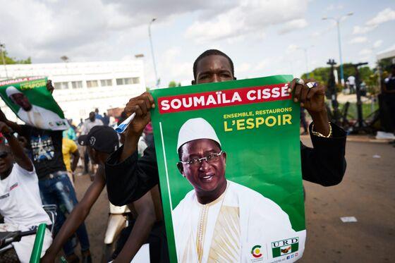 As Islamist Insurgency Deepens, Mali Leader Seeks New Term