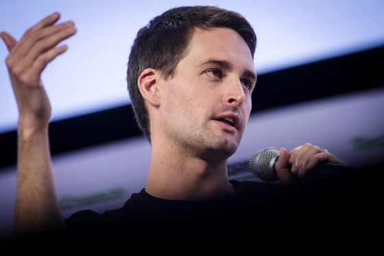 Snap CEO Says Exercising Free Speech Rights by Limiting Trump
