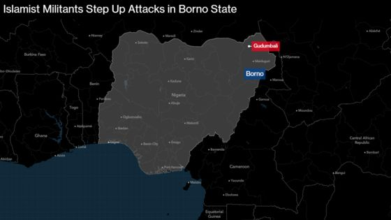 Islamist Fighters Step Up Attacks With Nigerian Vote Looming