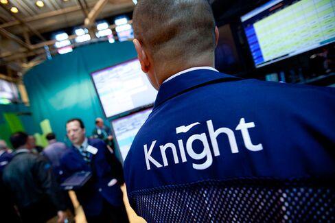 Bloomberg View: Faster, Knight Capital! Kill! Kill!