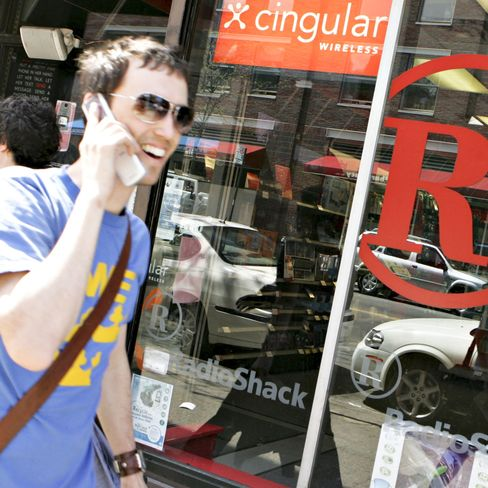 RadioShack Profit Rises 9% on Sales of Mobile Phones
