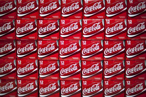 Coca-Cola Third-Quarter Profit Advances as Europe Improves