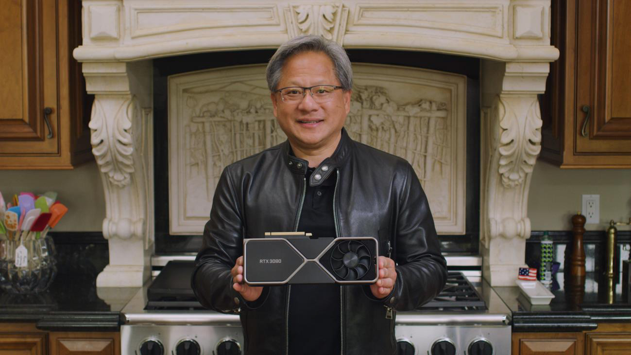 Nvidia Unveils New Graphics Chips To Fend Off Amd Consoles Bloomberg