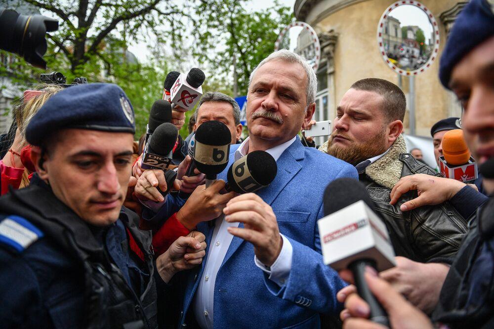 Romania Leader Under Pressure as Ruling Party Slammed in EU Vote