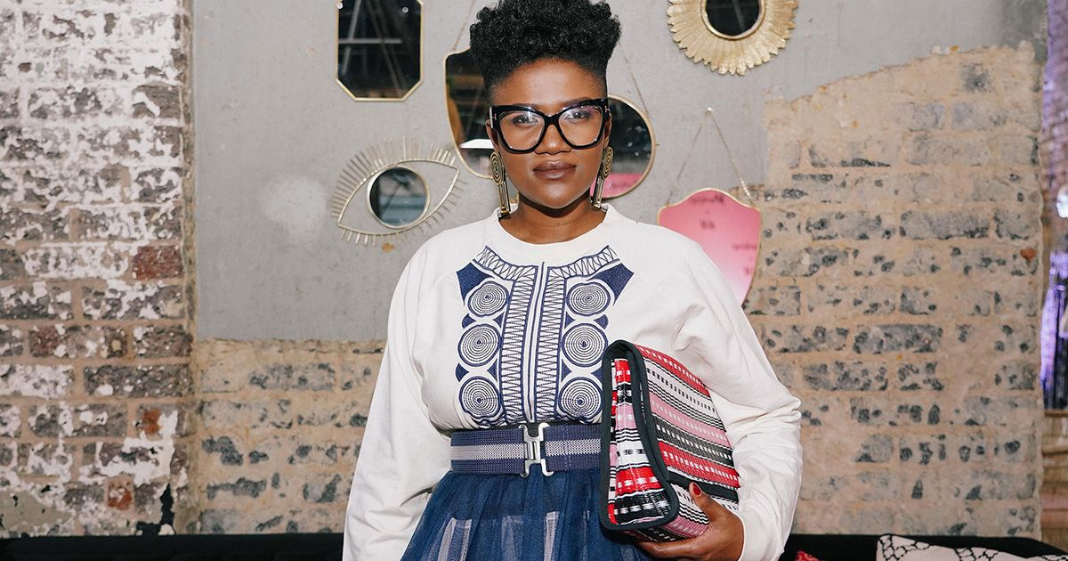 Interview With the Designer of H&M's First African Collaboration