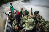 Last Of The Cold Warriors, ELN Guerrillas Are Oiling Their Weapons