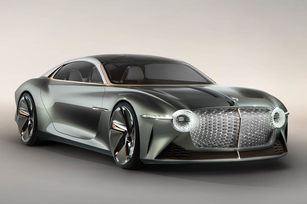 Bentley's Car of the Future Is So Luxurious, It's Self-Chauffeured