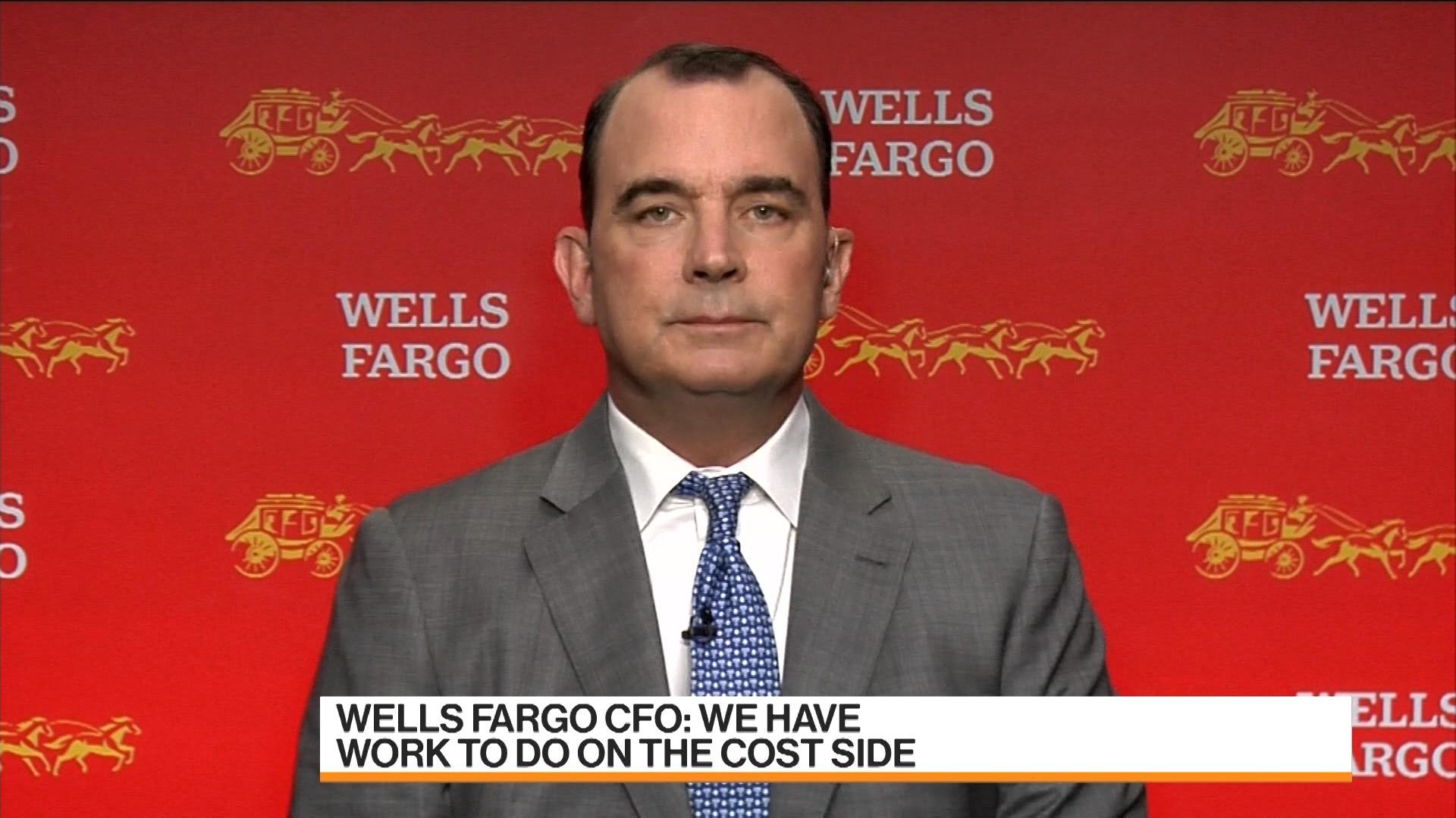 Wells Fargo Has Work to Do on Cost Side: CFO John Shrewsberry
