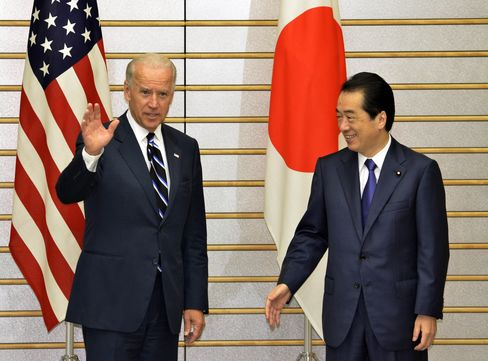 Biden Warns Against Discounting U.S., Japan