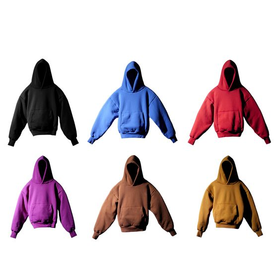 Kanye West's $90 Yeezy Gap Hoodie Selling Out Hours After Launch