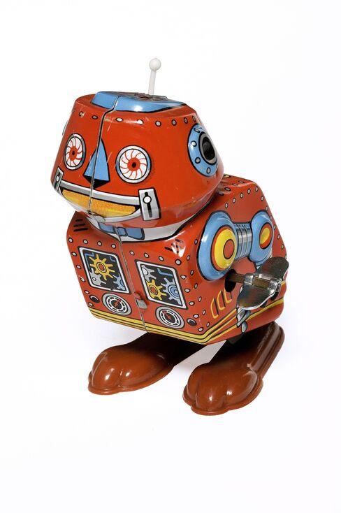 Chicken Robot