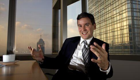 Citigroup's Head of Retail Banking Jonathan Larsen