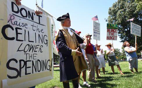 Lobbyists Shut Out of Washington Debt Debate