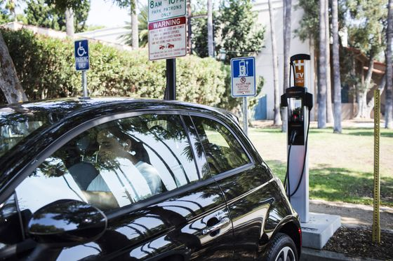 Chargers Are the Final Roadblock to America's Electric Car Future